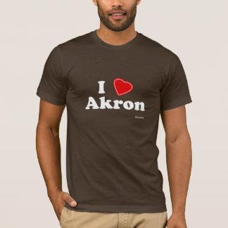 I Love Akron T-Shirt