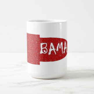 I Love Alabama Lip Stick Mug by da'vy