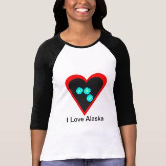 I love Alaska 2.2 T-Shirt