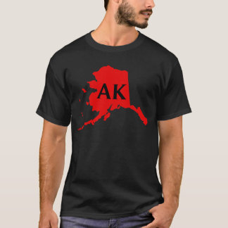 I Love Alaska -  AK T-Shirt