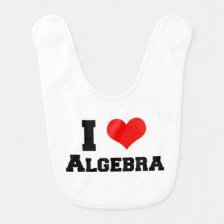 I LOVE ALGEBRA BIB