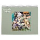 I Love Alice in Wonderland Calendars