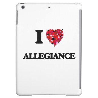 I Love Allegiance iPad Air Cover