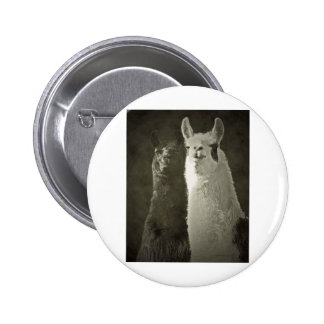 I Love Alpacas! Pin