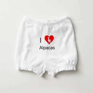 I love alpacas diaper cover