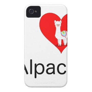 I love alpacas iPhone 4 Case-Mate cases