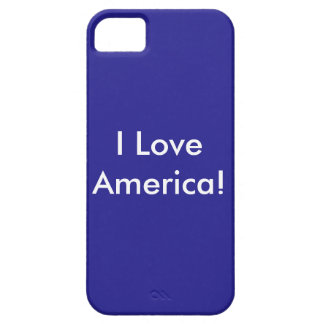 I Love America Case For The iPhone 5