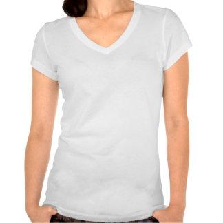 I Love American Football Digital Retro Design Tee Shirt
