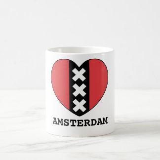 I LOVE AMSTERDAM sulk By Amsterdamned Coffee Mug