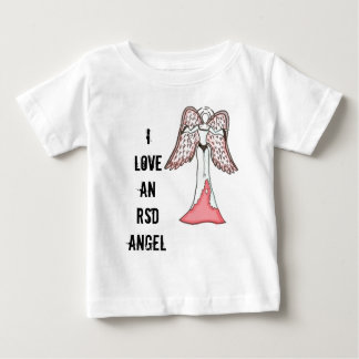 I Love An RSD Angel Baby T-Shirt