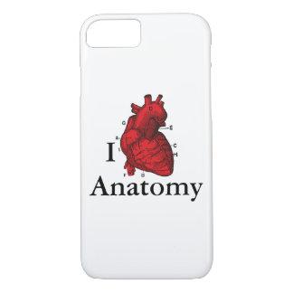 I Love Anatomy Case-Mate iPhone Case