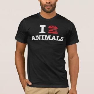 i love animals2 T-Shirt