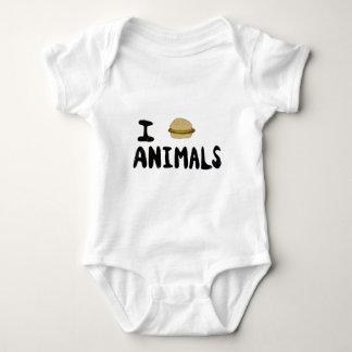 I Love Animals T-shirts