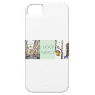 """""""I Love Annecy"""" Case-Mate iPhone 5/5S Case"""