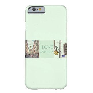 """""""I Love Annecy"""" Case-Mate iPhone 6/6S Case"""