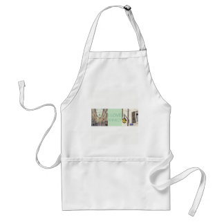 """I Love Annecy"" Photo Banner Standard Apron"