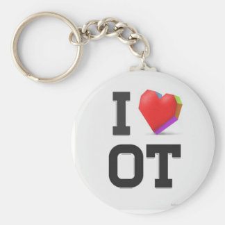 I LOVE ANOTHER ONE KEYCHAIN