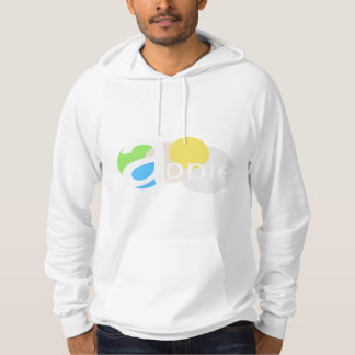 I Love Apple ( Colorful Apple ) Hoodie