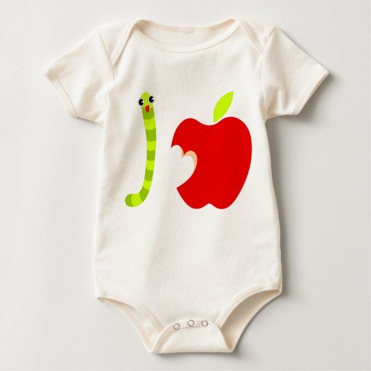 I Love Apple T-Shirt