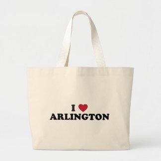 I Love Arlington Texas Bags