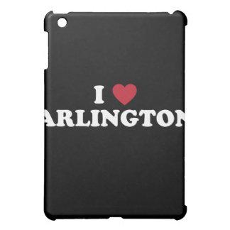I Love Arlington Texas Case For The iPad Mini