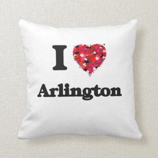 I love Arlington Texas Pillows