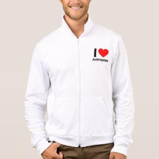 i love arthropods jackets