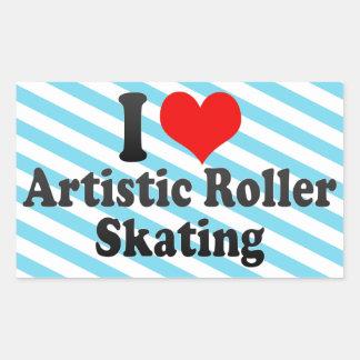 I love Artistic Roller Skating