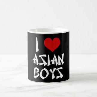 I Love Asian Boys Coffee Mug
