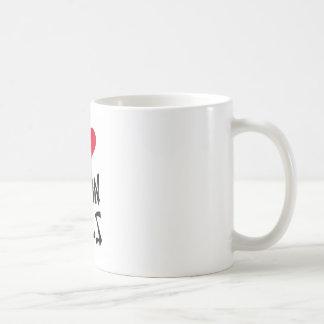 I Love Asian Girls Coffee Mug
