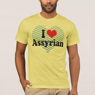 I Love Assyrian T-Shirt