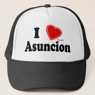 I Love Asuncion Trucker Hat