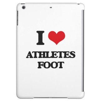 I love Athletes Foot iPad Air Cases