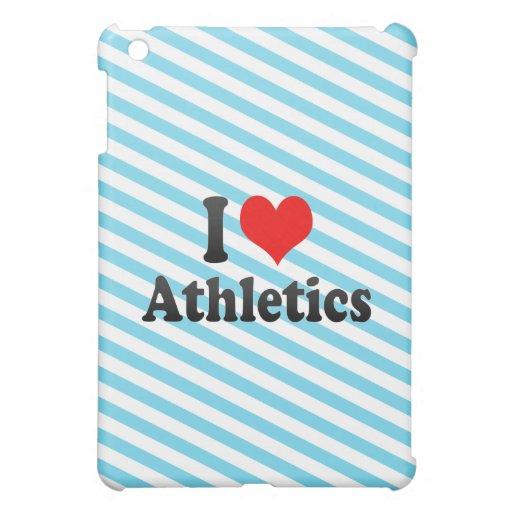 I love Athletics iPad Mini Case