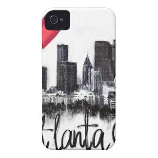I love Atlanta Case-Mate iPhone 4 Cases