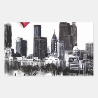 I love Atlanta Sticker