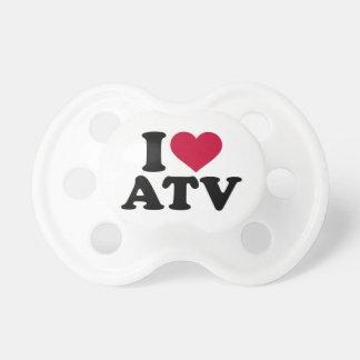 I love ATV Baby Pacifier