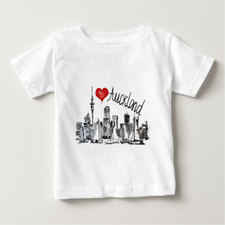 I love Auckland Baby T-Shirt