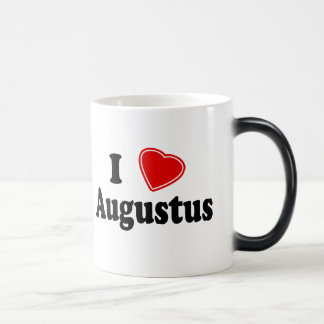 I Love Augustus Magic Mug