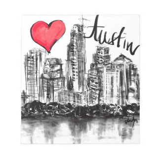 I love Austin Notepad