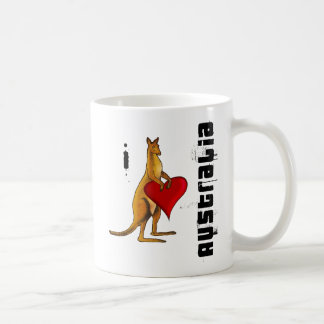 I love Australia Cups for Aussies from Oz
