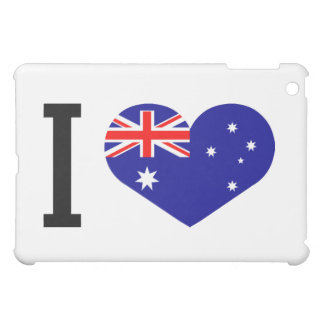 I love Australia iPad Mini Cases