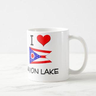 I Love Avon Lake Ohio Coffee Mug