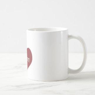 I love Avon mug