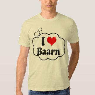 I Love Baarn, Netherlands Tshirt