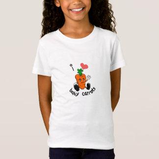 I love baby carrots for girls T-Shirt