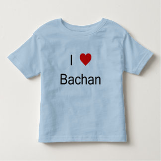 I Love Bachan t-shirt
