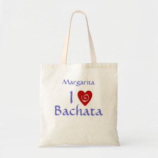I Love Bachata Heart Latin Dancing Dance Bag