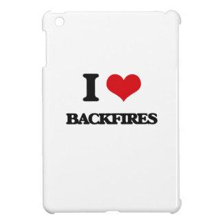 I Love Backfires Cover For The iPad Mini