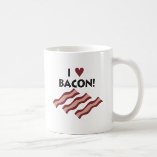 I Love Bacon - Mug